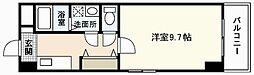 ルーナパッソ[5階]の間取り