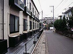 レオパレスウッドさちが丘[208号室]の外観