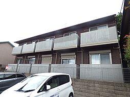 埼玉県さいたま市桜区山久保1丁目の賃貸アパートの外観