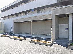 ガーデンコートミルクティー[2階]の外観
