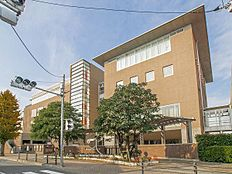 小学校 750m 武蔵野市立大野田小学校