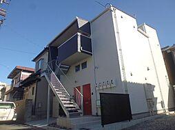 コテージカワマ(Cottage Kawama[2階]の外観