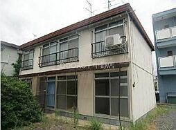 岡アパート 北棟[2階]の外観