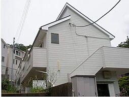 神奈川県横浜市中区本牧町2丁目の賃貸アパートの間取り