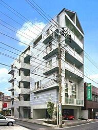 東京都葛飾区青戸1丁目の賃貸マンションの外観