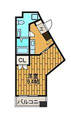 ドゥーエ新百合ヶ丘[5階]の間取り