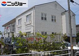 MAハイツカニエ[2階]の外観