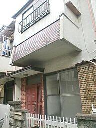 仲町テラスハウス[1階]の外観