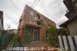 大阪府枚方市北中振4丁目の賃貸マンションの外観