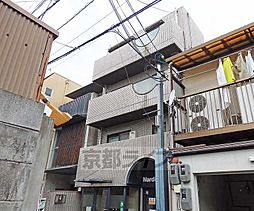 京都府京都市下京区東境町の賃貸マンションの外観
