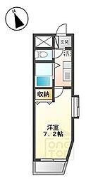 アスクハラ[5階]の間取り