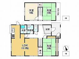 志染駅 1,380万円