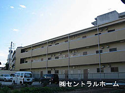 横田コーポII[2階]の外観