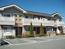 兵庫県姫路市広畑区高浜町1の賃貸アパートの外観