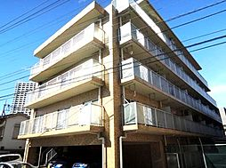 ひまわりマンション[3階]の外観