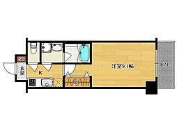 分譲BELLAGIO京都洛南GROUV[503号室]の間取り