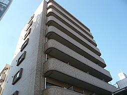 広島県広島市西区三篠町1丁目の賃貸マンションの外観