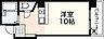 間取り,ワンルーム,面積17m2,賃料4.3万円,広島電鉄8系統 十日市町駅 徒歩8分,広島電鉄8系統 土橋駅 徒歩3分,広島県広島市中区土橋町