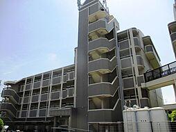 兵庫県尼崎市大島2丁目の賃貸マンションの外観