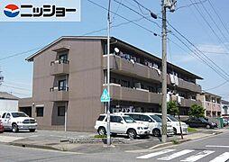 エスポワール若鶴[2階]の外観