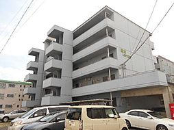 愛知県安城市昭和町の賃貸マンションの外観