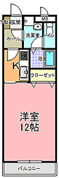 COCOONS−Design[505号室]の間取り