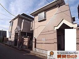 クレスト津田沼第01[2階]の外観