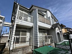 千葉県千葉市若葉区小倉台3丁目の賃貸アパートの外観