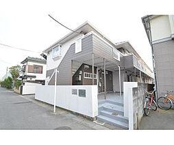 埼玉県春日部市大沼1丁目の賃貸アパートの外観