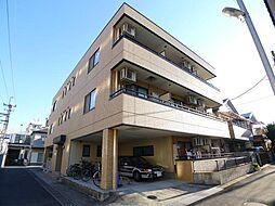 プラムコート北松戸[2階]の外観