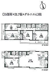 京成金町駅 5,480万円