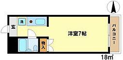 ミブル30[5階]の間取り