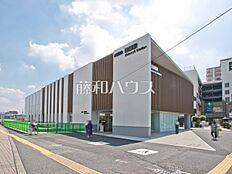 京王線「国領」駅