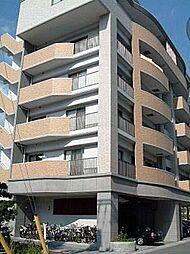 広島県東広島市西条栄町の賃貸マンションの外観