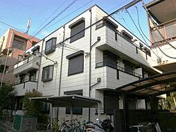 東京都世田谷区給田3の賃貸マンションの外観
