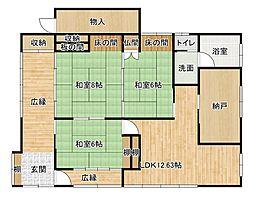 柳町1 中古住宅(工場付き)