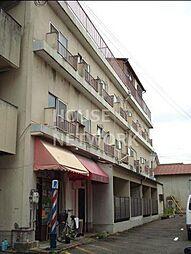 山田マンション[35号室号室]の外観