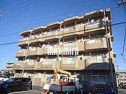 マンションリーフII[4階]の外観