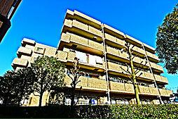 埼玉県越谷市越ヶ谷5丁目の賃貸マンションの外観