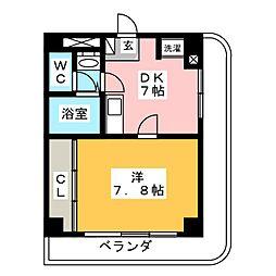 名鉄岐阜駅 6.6万円