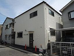 兵庫県神戸市中央区旗塚通5丁目の賃貸アパートの外観