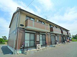 千葉県松戸市旭町3の賃貸アパートの外観