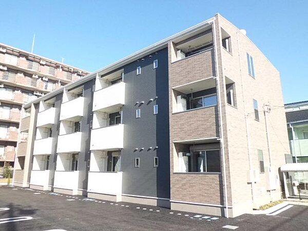 茨城県つくば市二の宮2丁目の賃貸アパート