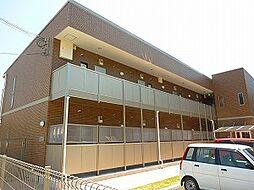 大阪府豊中市宮山町4丁目の賃貸アパートの外観