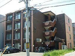 プラムコート札幌[201号室]の外観