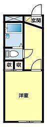 越戸駅 3.7万円