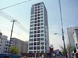 ラフィネタワー札幌南3条[17階]の外観