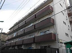 東京都板橋区東坂下2丁目の賃貸マンションの外観