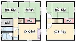 山陽天満駅 6.0万円