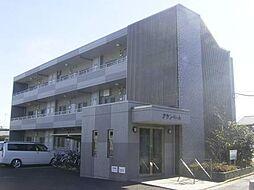 東京都あきる野市野辺の賃貸マンションの外観